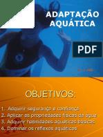 Adaptação Aquática.ppt
