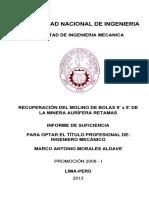 Molino de Bolas 9x8 Retamas Recuperacion.pdf