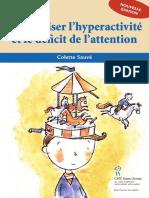 Apprivoiser L_Hyperactivite - Colette Sauve