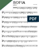 Sofia -clarinete