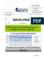 Infos Prix 007