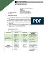 PLAN de MEJORA 6 -2grado.primaria