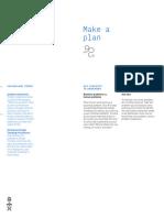 Make a Plan Summary