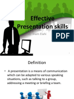 1- Presentation Skill F