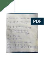Tarea 2 de Matematica Miguelina 2019