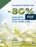 Elkalem Sajam April 2019