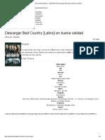 Bad Country [Latino] « TodoDVDFull _ Descargar Peliculas en Buena Calidad