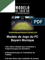 modelo de juego Bayern munich