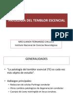 6 Patologia Del Temblor Escencial (1)