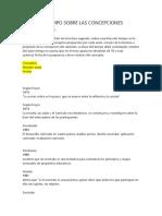 Tarea 1 Línea Del Tiempo Sobre Las Concepciones Curriculares.