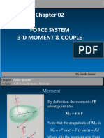 Tanzila_1854_15156_2Chapter 02- 3D Moment   Couple.ppt