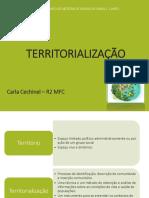 Territorialização - AULA LIGA