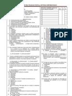3ra Evaluación- Estudio universitario