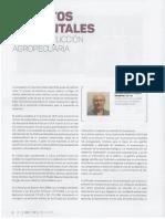 PIRILLO, Ernesto. Impactos Ambientales en La Producción Agropecuaria