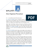 BAG a - Data Organisasi Perusahaan