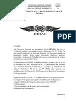 La Dirección Nacional de Aeronáutica Civil