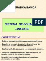 Tema 1 -Sistema de Ecuaciones