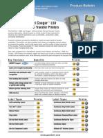 Panduit Ls8e Manual
