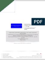 Articulo Cientifico Sobre Plan Financiero
