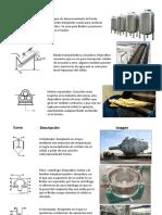 Iconos Diagrama Proceso RDG Pb