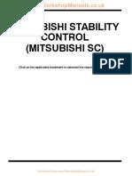 [MITSUBISHI] Manual de Taller Mitsubishi Montero 2002
