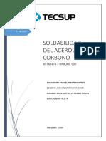 Soldabilidad del Acero al carbono con ASTM A 487.docx
