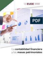 La Contabilidad Financiera y Las Masas Patrimoniales