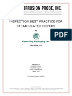 CPI Steam Heated Boiler