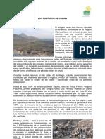 Herramientas de Diseno Para La Mediana Mineria Subterranea