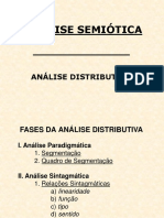 analise distributiva