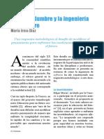 La Incertidumbre y La Ingeniería de Software María Irma Díaz