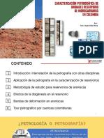 Petrografía Un Reservorio