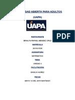 Actividad 3. Unidad III MB 2019