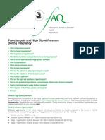 faq034-Preeclampsia