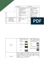Cuadro Comparativo Compuestos Organicos e Inorganicos