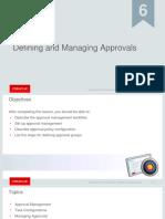 Oracle Fusion Procurement _Approvals