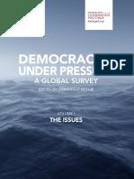 NEW GLOBAL SURVEY - DEMOCRACIES UNDER PRESSURE - VOLUME II. THE COUNTRIES