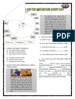 Worksheet Present Simple