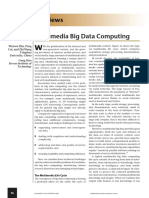 Multimedia Bigdata