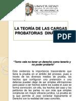 CARGAS PROBATORIAS DINÁMICAS
