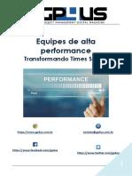 Equipes de Alta Performance - Transformando Times Scrum