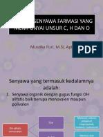 analisis senywa unsur c