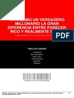 Documentop.com Viva Como Un Verdadero Millonario La Gran Diferenc 5a97b2f61723dddc8f1c9e18