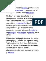 La pedagogía.docx