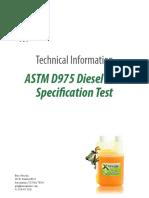 astm d976