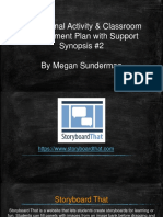 instructional activity  26 classroom management plan with support synopsis 2
