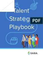 Talent Strategy Playbook