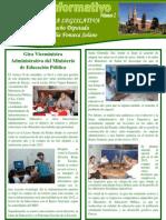 Boletín Informativo #2 Despacho Diputada Julia Fonseca