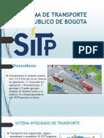 Sitp Bogota