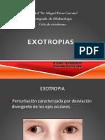 Exotropias